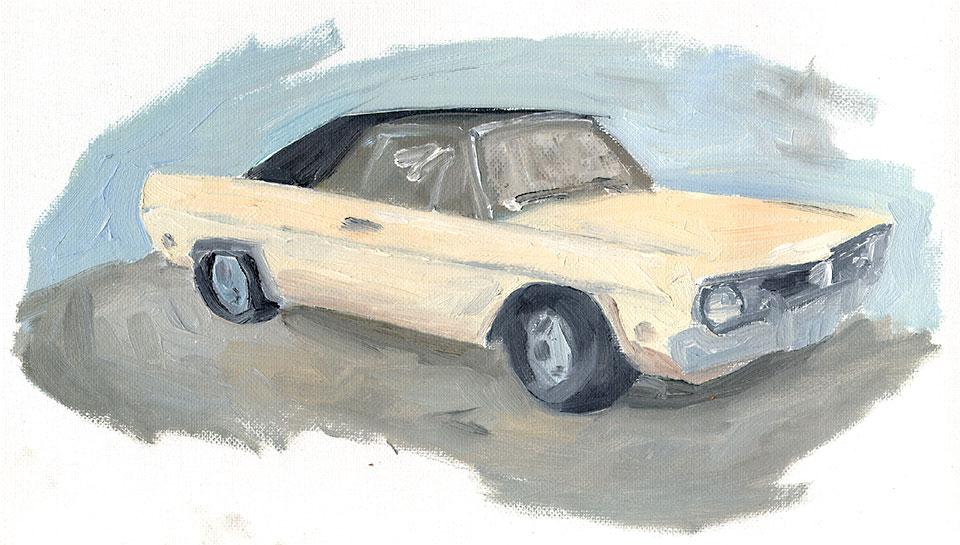 1965 Dodge Dart Ragtop